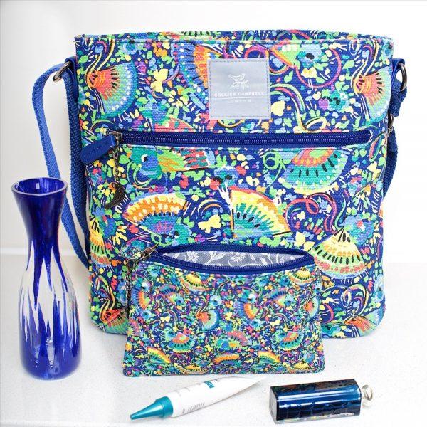 Fantutti cross body + zip purse