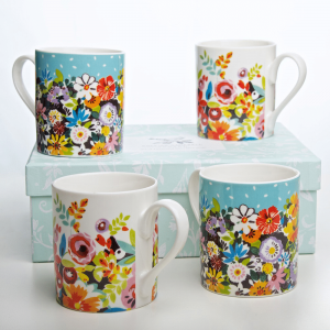 Flower Patch Grandiflora Mug Set