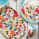 Flowerdrop Melamine Items