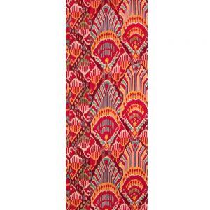 Hurdy Gurdy Wool Scarf Pattern