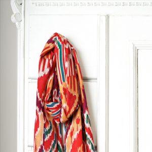 Hurdy Gurdy wool scarf (2)