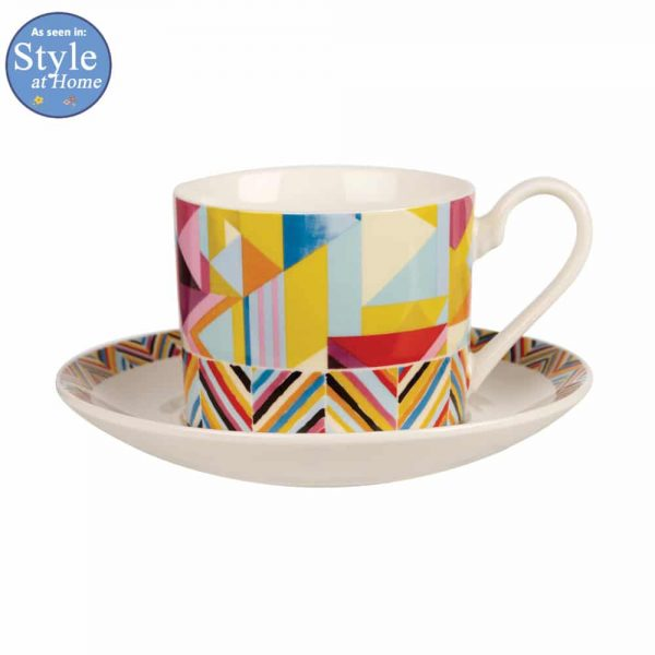 Kaleidoscope-Cup-and-Saucer_syleathome