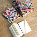 Notebooks pile A5,A6 Kandi Quicksilver