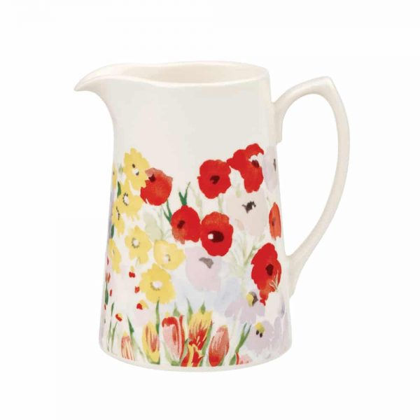 Painted Garden Jug 05pt