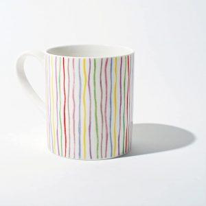 Painted Garden Mug Set C