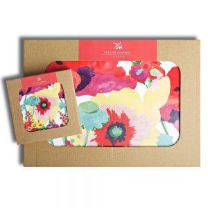 Secret Garden Placemats Coasters