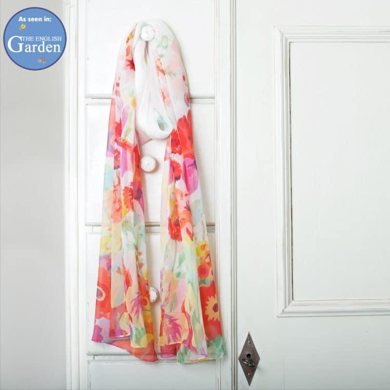 Secret Garden Silk Chiffon Lifestyle_ENGLISHGARDEN