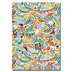 Tropical Birds Notebook
