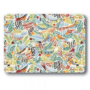 Tropical Birds Table Mat