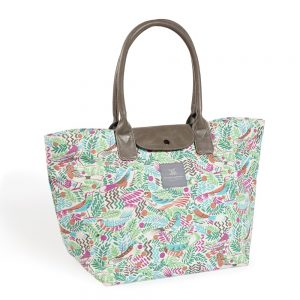 Tropical Brid Shoulder Bag