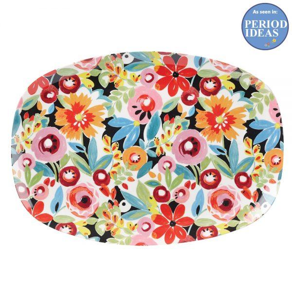 flowerdrop_melamine_platter_periodideas