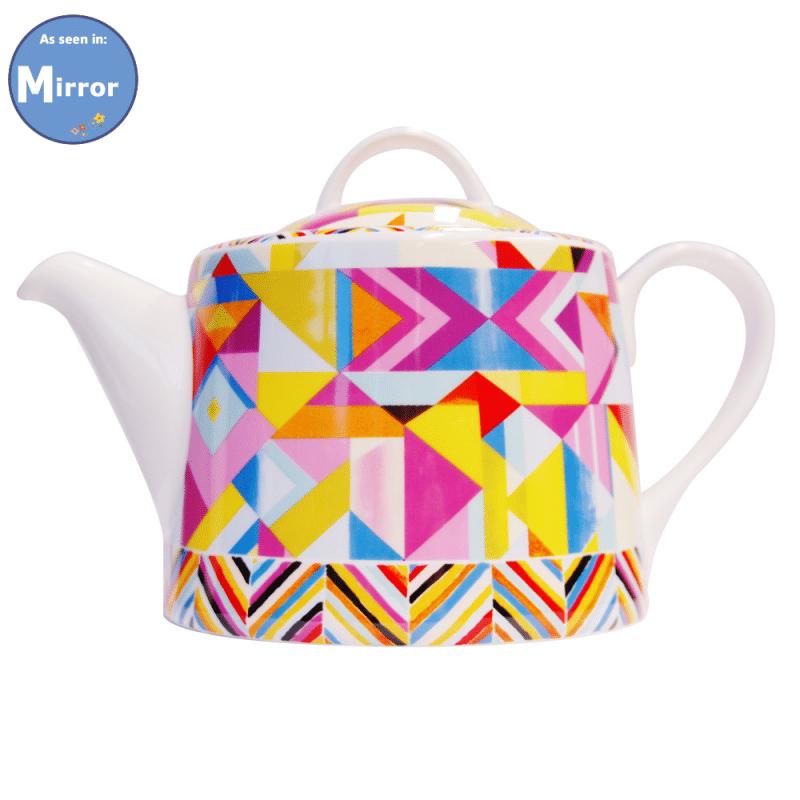 Kaleidoscope-Teapot