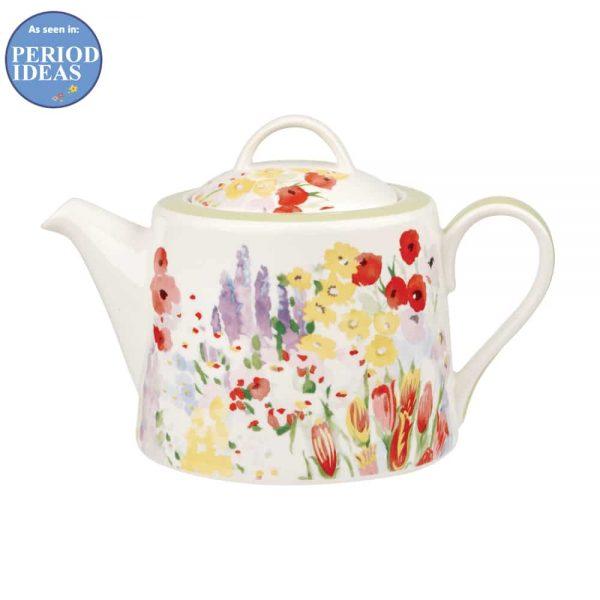 Painted-Garden-Teapot