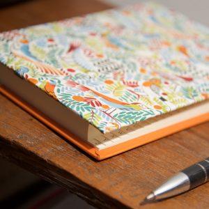 T Birds Address Book close up