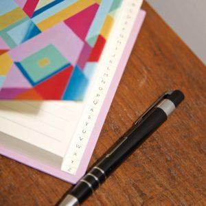 Kandi Address book open LS