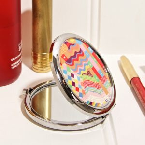 Geo compact mirror