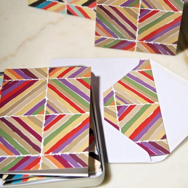Quicksilver notecard set (2)
