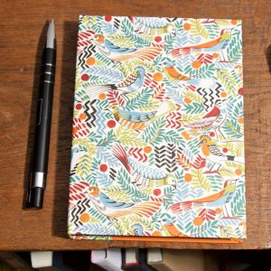 Tropical Birds A6 Address Book (1)