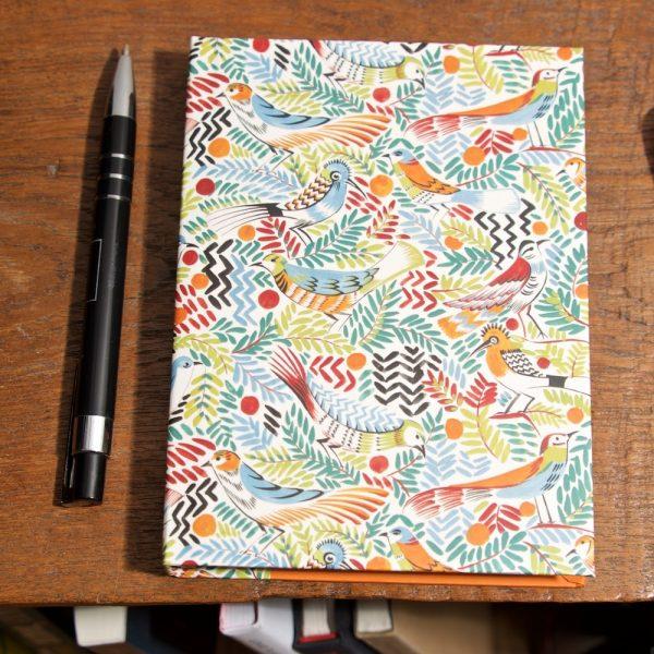 Tropical Birds A6 Address Book (1)