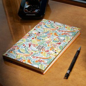 Tropical Birds Address book