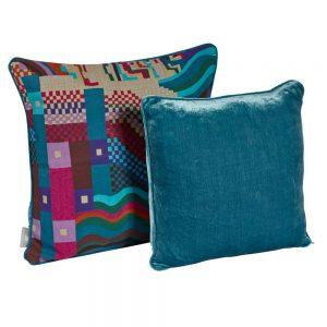 CC cushion group G Jewel & Turq