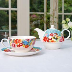 Flowerdrop T41 cup & pot LS