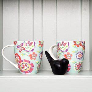 Melody mug x 2 LS