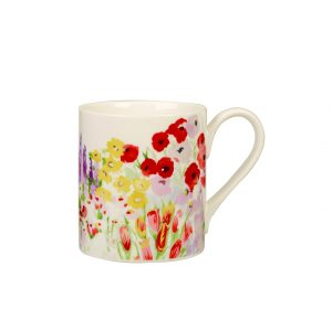 Painted Garden Mug (T42) CO