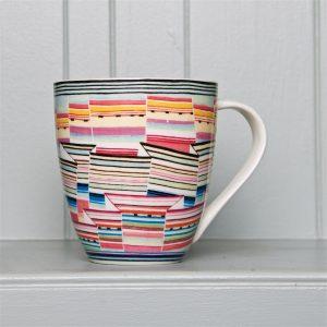Origami Mug plain LS