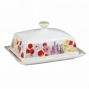Painted GardenButter-Dish-CO