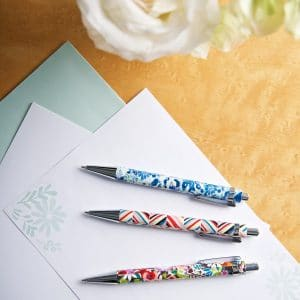 F Patch Pens with paper LS